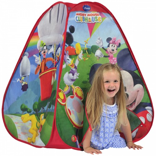 Cort Mickey Mouse Pop-up Adventure Tent N66377